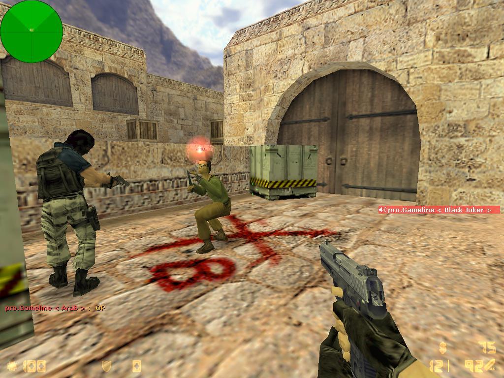 Counter Strike v 1.6. Valve Corporation. 15 сентября 2003.